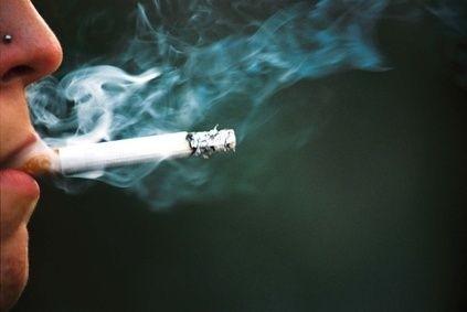 Herpes kouření